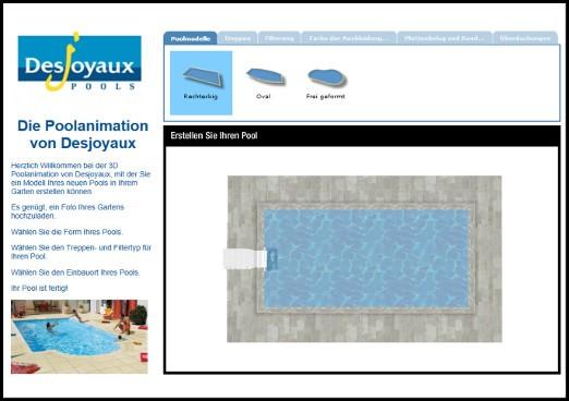 Ein Pool so individuell wie Sie selbst!